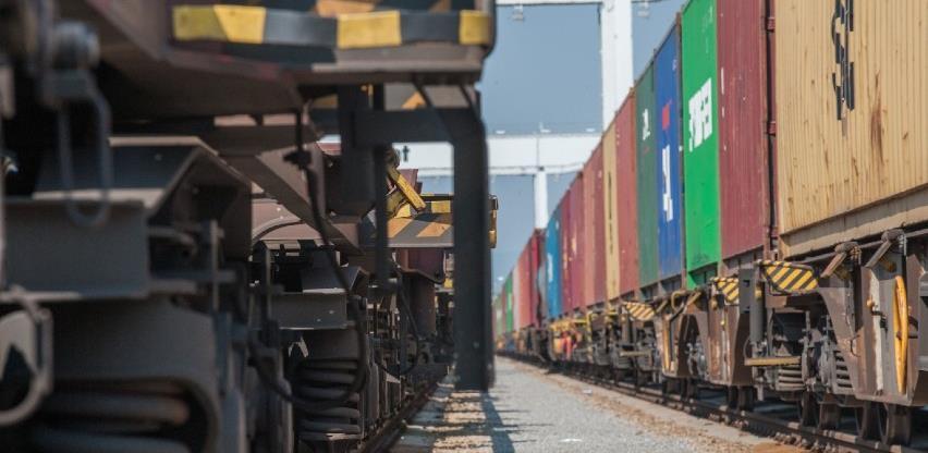 cargo-partner - redovni sedmični prijevoz robe vozom od Kine do Evrope