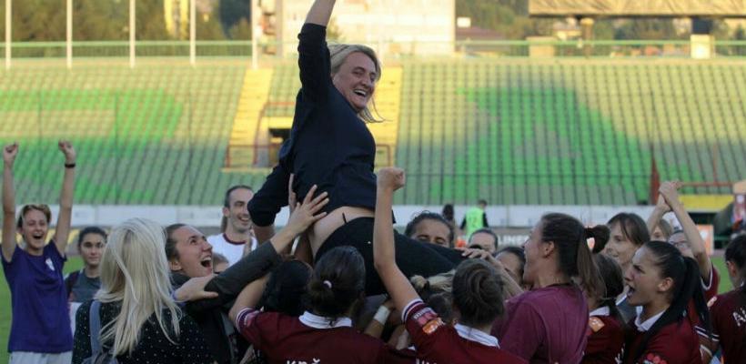 Samira Hurem: Nesuđena doktorica postala šampion u fudbalu
