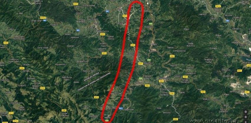 Posao vrijedan 4,1 mil. KM: Objavljen poziv za izradu projekta autoceste dionice Ozimica-Poprikuše
