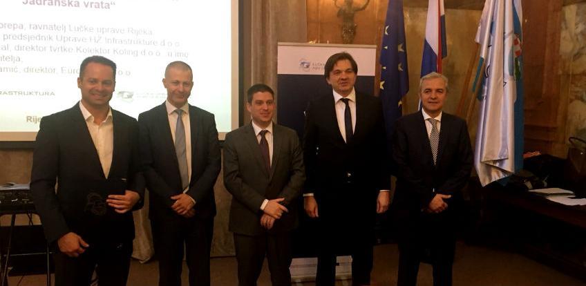 Euro-Asfalt sa partnerima u Hrvatskoj potpisao ugovor vrijedan 220 miliona kuna