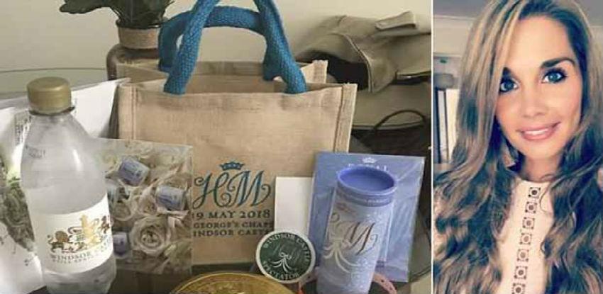 Besplatni poklon paket s kraljevskog vjenčanja prodala za 21.000 funti