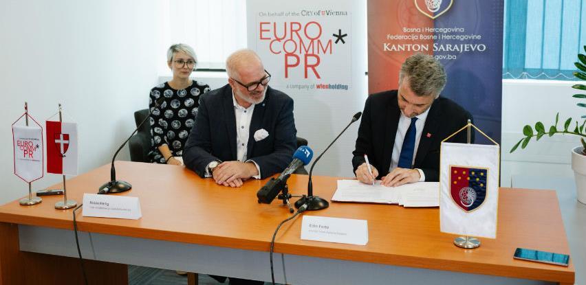 """Bečka aplikacija """"Prijavi gradu"""" za građane Kantona Sarajevo"""