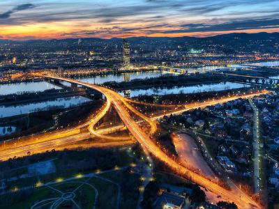 Inovativni projekti grad Beč održavaju na vrhu liste pametnih gradova