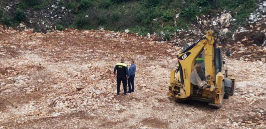 Počeli radovi na izgradnji mini fudbalskog igrališta na Tvrdimićima