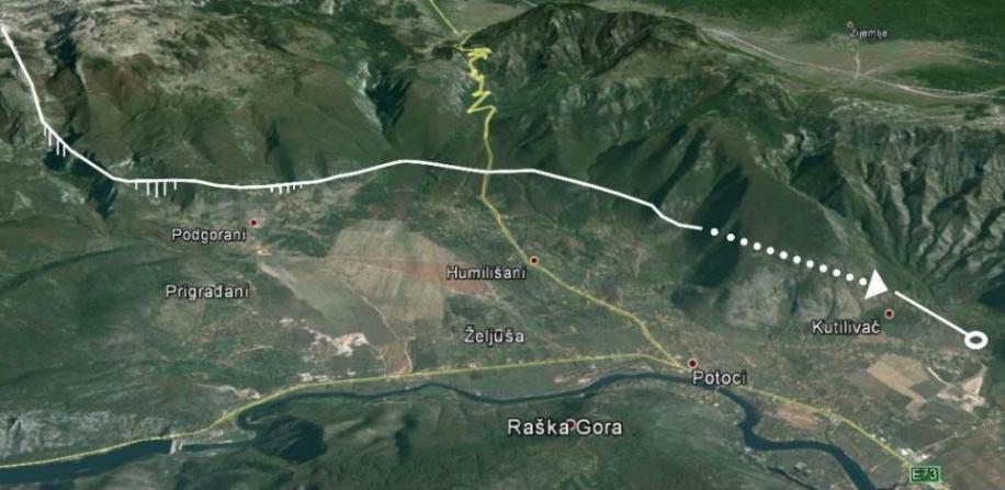 Dionica Konjic - Mostar Sjever na koridoru Vc čeka okolinsku dozvolu
