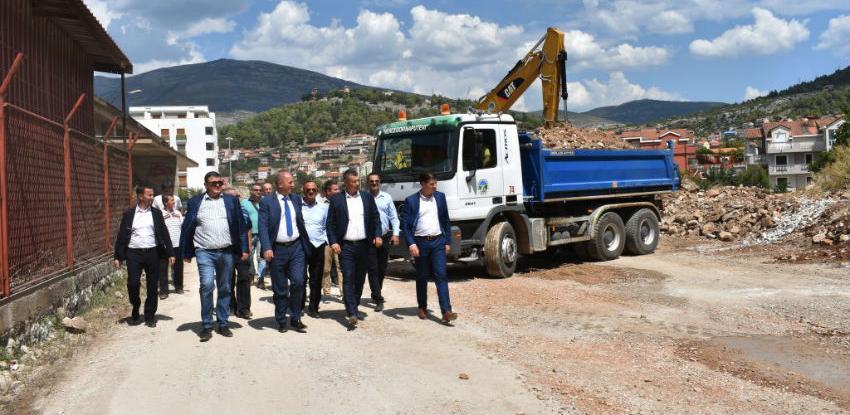 Počeli radovi na izgradnji istočne trebinjske obilaznice