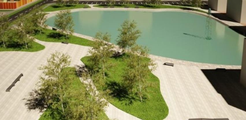 Počinje izgradnja vještačkog jezera u Istočnom Novom Sarajevu