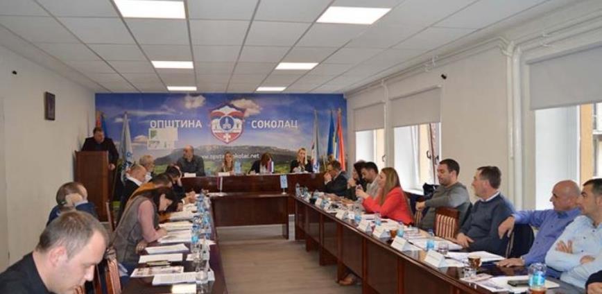 Opština Sokolac usvojila Plan kapitalnih investicija za period 2020 – 2022.