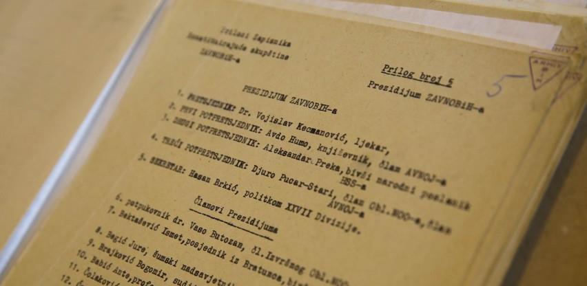 Prije 77 godina u Mrkonjić-Gradu donesene historijske odluke o obnovi državnosti