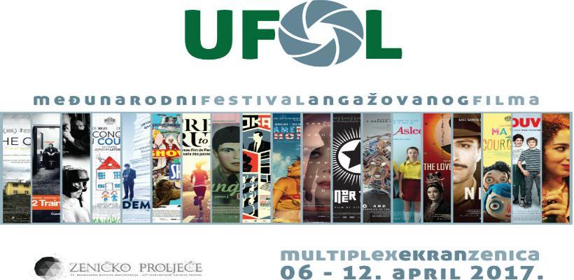 U Multiplexu Ekran Zenica 6. aprila počinje UFOL