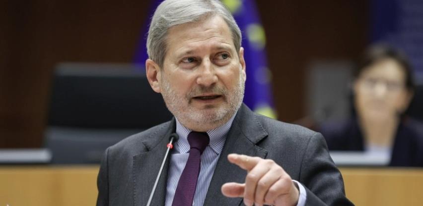 Hahn obacio optužbe o neravnopravnoj raspodjeli vakcina