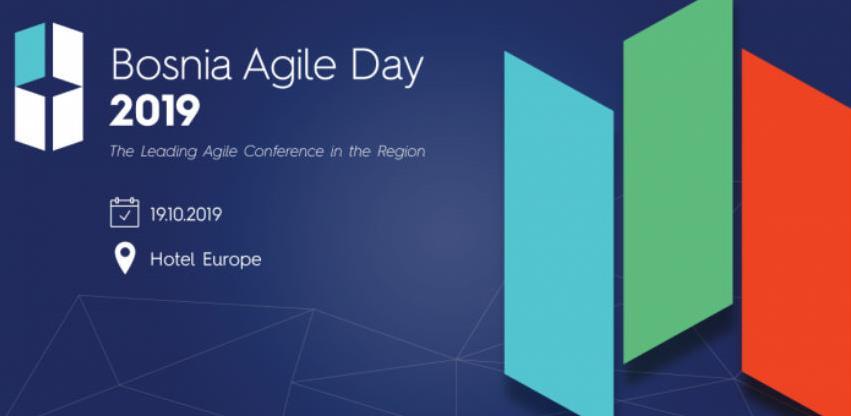 Događaj godine: Bosnia Agile Day 2019 19. oktobra u Sarajevu