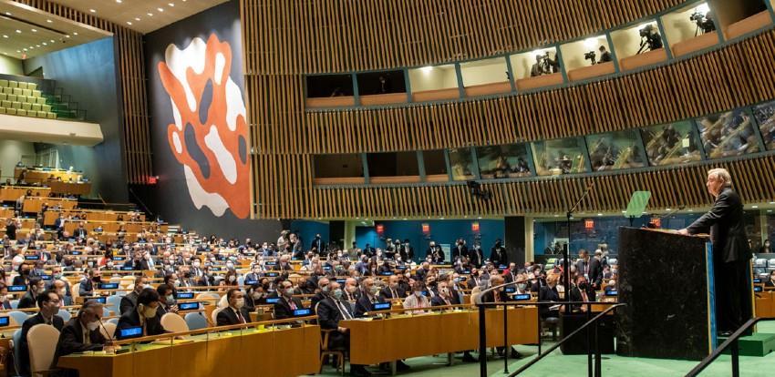 Guterres: Vrijednosti Povelje UN-a nemaju rok trajanja