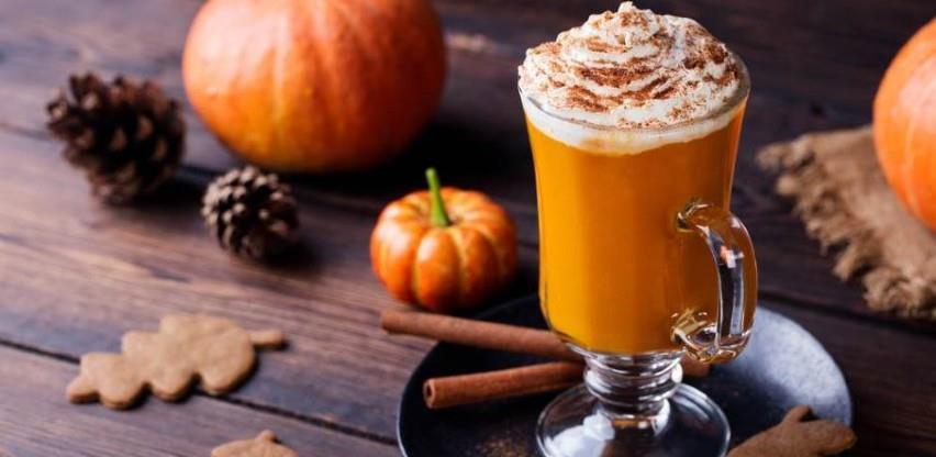 Kafa sa okusom bundeve postaje sve popularnija
