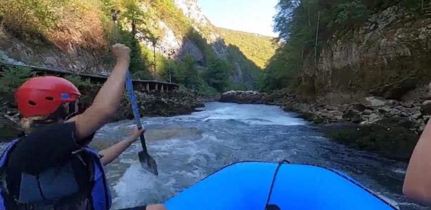 Rafting na Vrbasu kao sportski i turistički brend Banja Luke