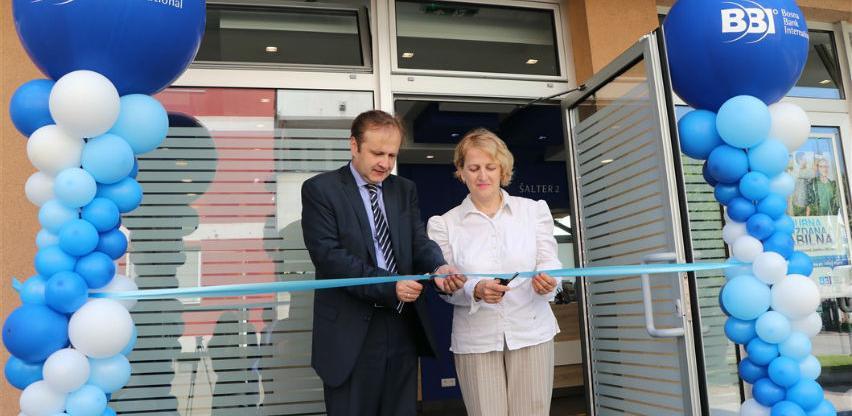 Otvorena trideset peta poslovnica - BBI banka od danas i u centru Vogošće