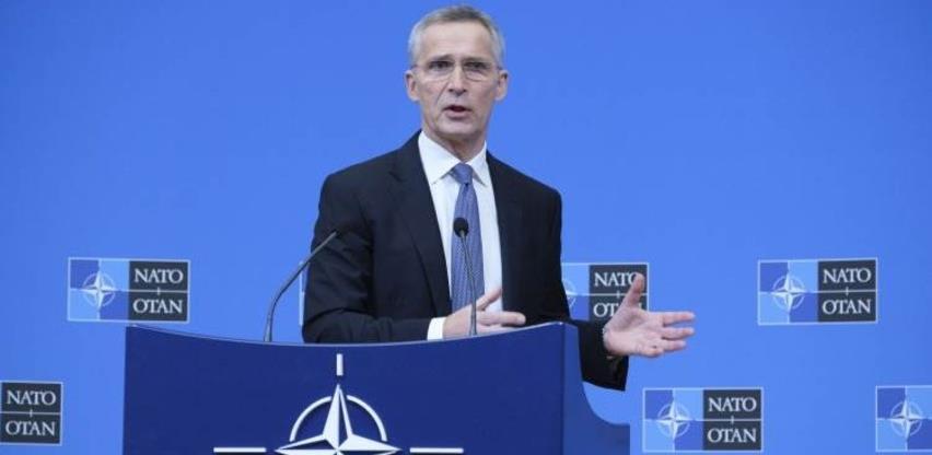 Stoltenberg: NATO će nastaviti da pomaže Bosni i Hercegovini