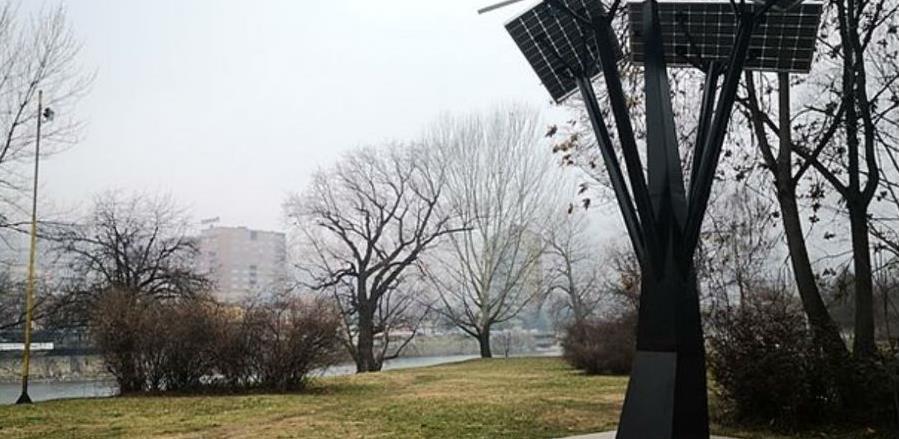 Zenica dobila prva solarna stabla