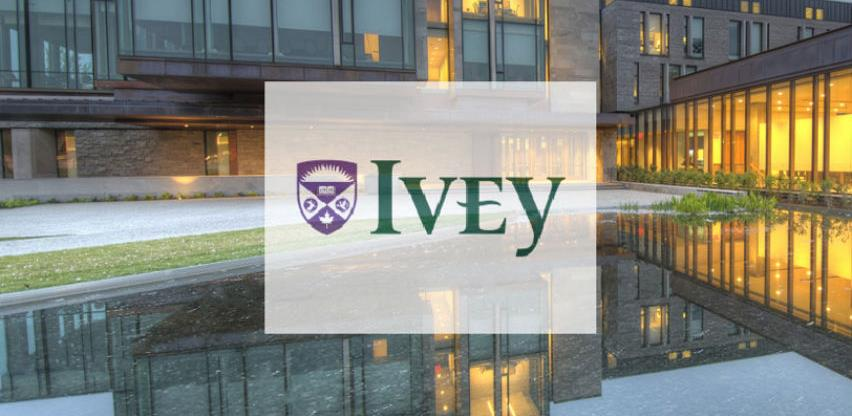 40 stipendija Ambasade SAD za poduzetnički program Ivey Business School