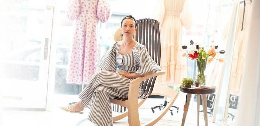 Behida Dolić s ljubavlju ručno izrađuje šešire i haljine u Hudsonu
