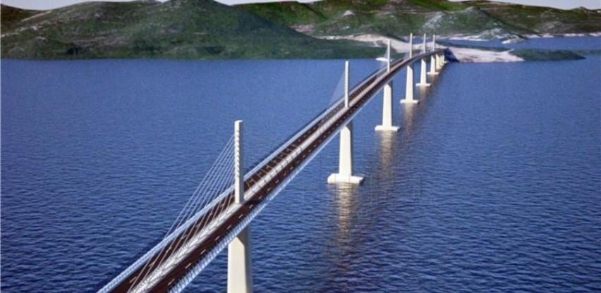Hrvatska će Pelješkim mostom biti spojena za 30-ak dana