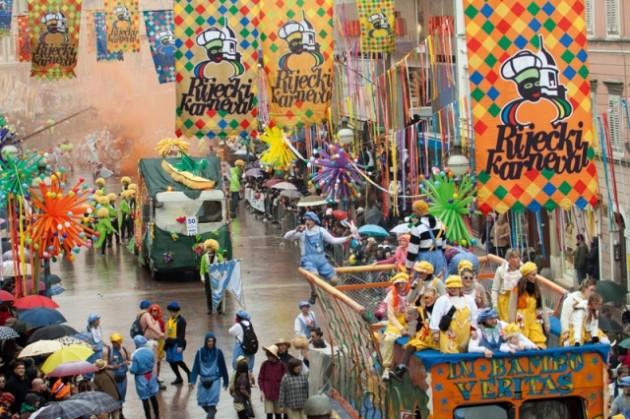 Počinje riječki karneval