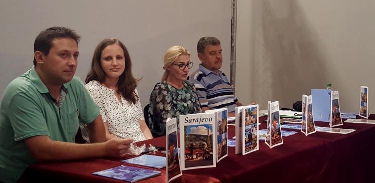 Predstavljen turistički 'Vodič kroz Sarajevo'