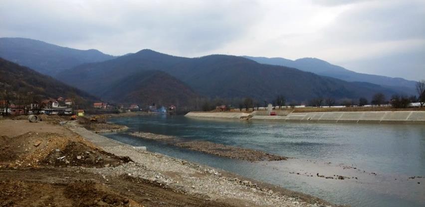 U završnoj fazi projekt izgradnje i uređenja obaloutvrde vrijedan 10 mil. KM