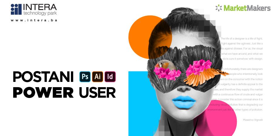 Zakoračite u svijet grafičkog dizajna: Otvorene prijave za prvi ciklus obuke
