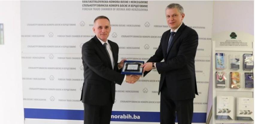 Trgovinska razmjena između Bjelorusije i BiH na niskom nivou