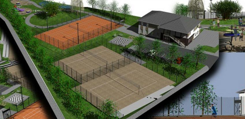 Počinje izgradnja sportsko-rekreacijskog centra 'Srimac'
