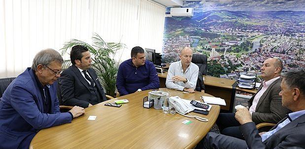 Privrednici iz Turske i Katara zainteresovani za NK Čelik