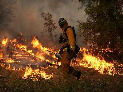 Prekogranična suradnja u oblasti zaštite prirode od požara