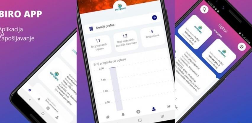 Grad Visoko implementirao aplikaciju koja povezuje poslodavce i tražioce posla