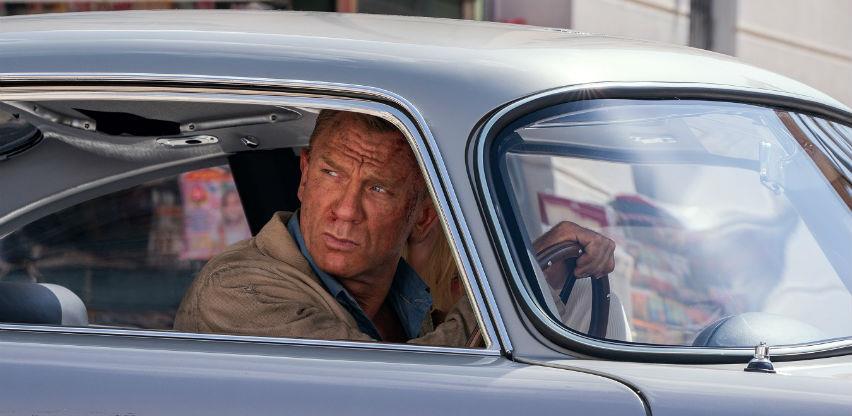 Najnoviji film o Bondu 'Nije vrijeme za umiranje' u kinima od 2. aprila 2020.