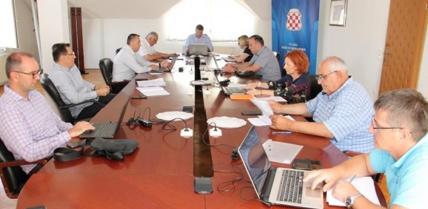 Vlada HBŽ-a utvrdila rebalans proračuna u iznosu od 81.621.789 KM