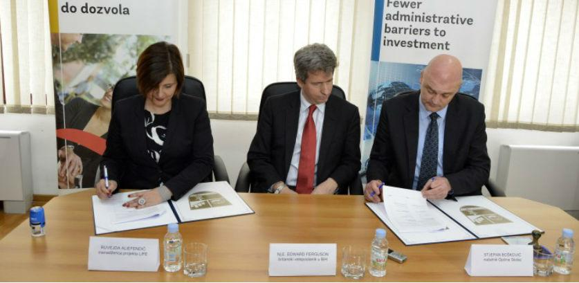 Općina Stolac kroz projekt 'LIFE' unapređuje gospodarsko okruženje