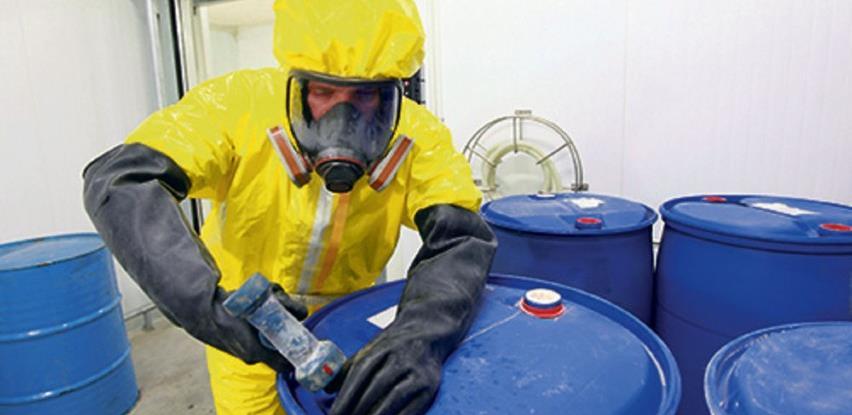 FBiH prosječno godišnje izveze 5,6 hiljada tona opasnog otpada