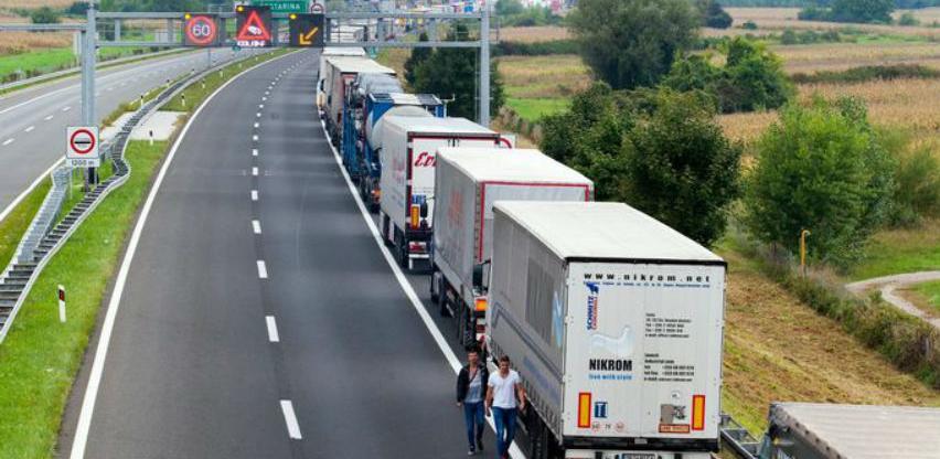 Slovencima predstavljeni problemi s kojima se susreću bh. prijevoznici