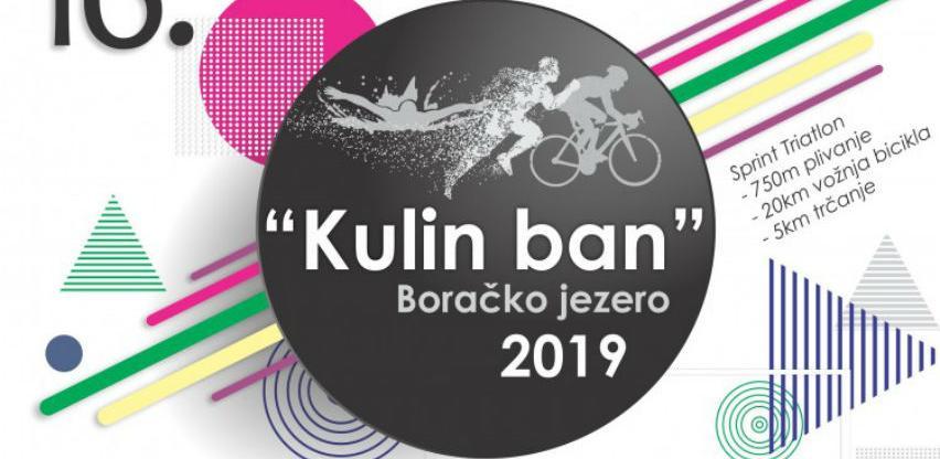 """Triatlon kup """"Kulin ban"""" na Boračkom jezeru od 6. do 8. septembra"""