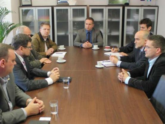 Predstavnici AS grupacije najavili ulaganja na području USK