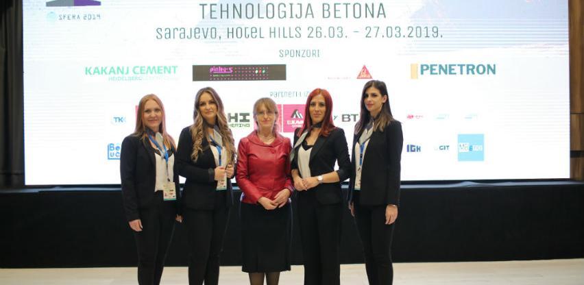 "Uspješno završena Konferencija ""Sfera 2019: Tehnologija betona"""