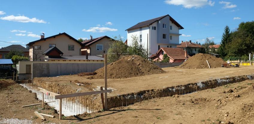 U naselju Bojnik gradi se sportsko igralište