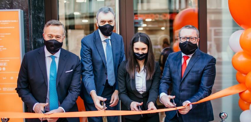 Svečano obilježen početak rada poslovnice Intesa Sanpaolo Banke u Sarajevu