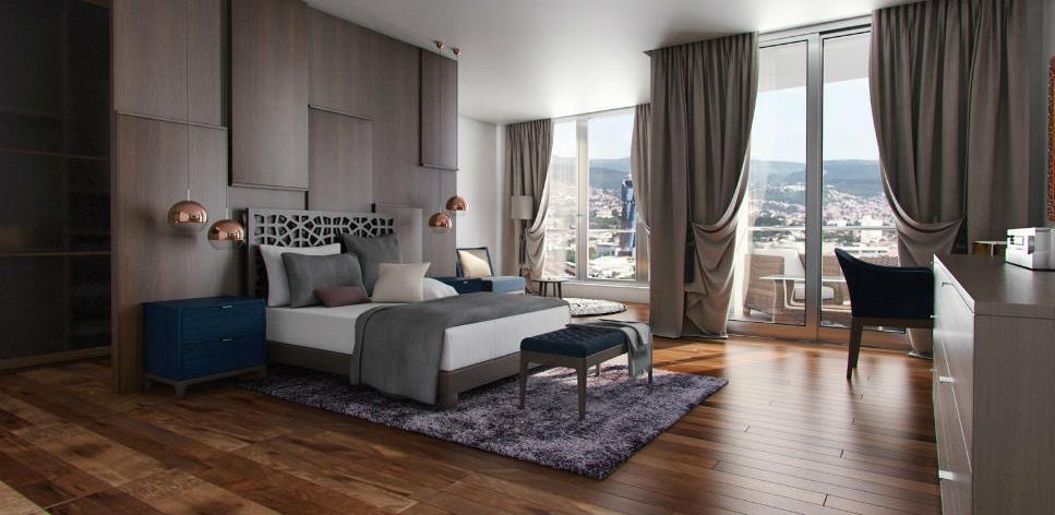 Pogledajte kako će izgledati najluksuzniji apartman u Sarajevu!
