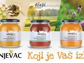 Med za dug vijek: Krnjevac - Garantovano 100% prirodni med
