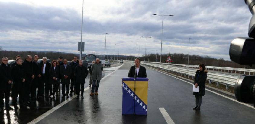 Zvanično završena dionica autoceste Svilaj-Odžak