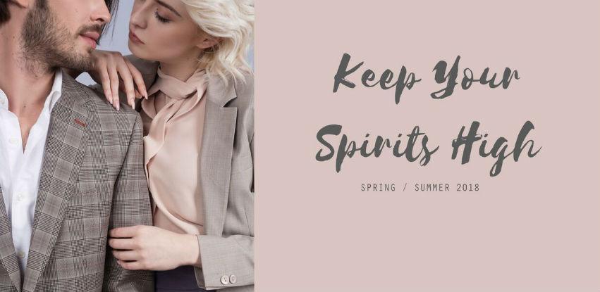 """Dresscode by Prevent predstavio novu kolekciju """"Keep your spirits high"""""""