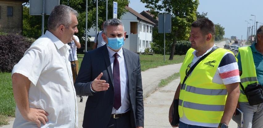 Milić: U toku rehabilitacija četiri magistralna puta
