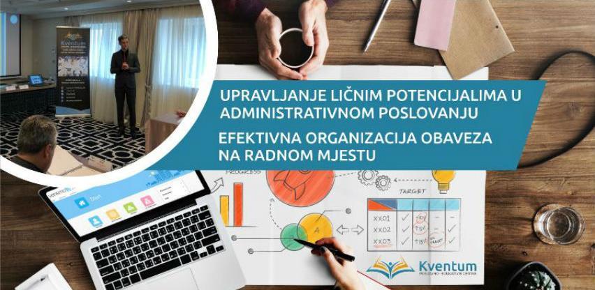 Upravljanje ličnim potencijalima u administrativnom poslovanju